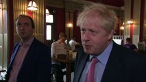 "Boris: ""I think he is a superb diplomat"""
