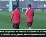 Messi deserves the Ballon d'Or - Rivaldo