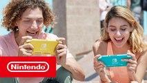 Nintendo Switch Lite - Premier aperçu
