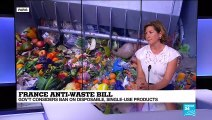 "France Anti-Waste Bill: ""1/3 of the food produced worldwide is wasted"""