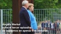 Tercer episodio de temblores de Merkel (C)
