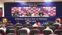 Tunisia and Madagascar speak ahead of AFCON quarter-final clash