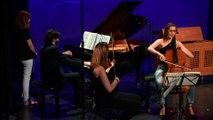 "Anton Dvorak : Trio pour piano et cordes n° 4 en mi mineur op. 90 ""Dumky Trio"" (Brocal/Philippens/Thomas)"