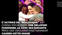 """Angelina Jolie, """" une mauvais mère"""" pour l'ex-nounou des Joli-Pitts"""