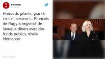 François de Rugy : Mis en cause par Mediapart, le ministre nie toute « soirée fastueuse »