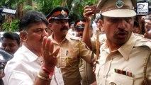 Karnataka Crisis Continues, As Congress Leaders Get Detained In Mumbai