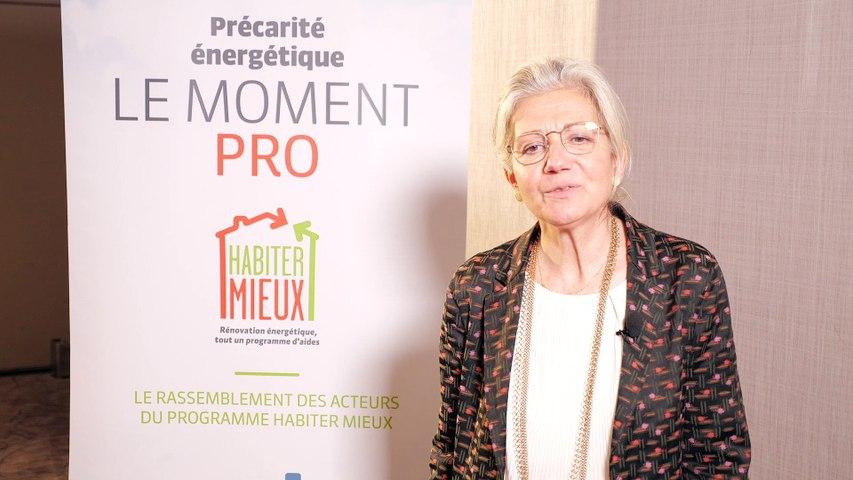 Moment Pro Habiter Mieux - Interview de Valérie Mancret-Taylor