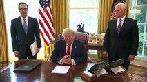 """Trump no tratará más con el embajador británico que le llamó """"inepto"""""""