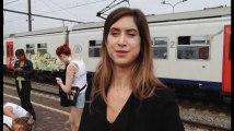 Trains pour le Festival de Dour: les explications d'Elisa Roux, porte-parole de la SNCB