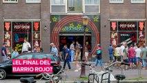 ¿Estamos ante el final del Barrio Rojo de Ámsterdam?