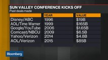 Sun Valley Conference Kicks Off With Eyes on the Next Big Deal