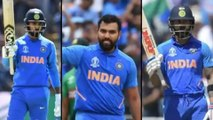 ICC Cricket World Cup 2019 : IND V NZ : New Zealand Team Attack V Indian Top-Order In Semi-Final