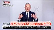 Regardez l'intégralité des explications de François de Rugy, cet après-midi, après les accusations concernant des dîners fastueux à l'Hôtel de Lassay entre 2017 et 2018