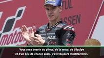 """Moto GP - Melandri : """"Quartararo, un challenger pour Marquez"""""""