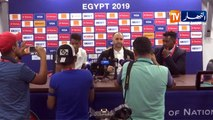 Point Presse : Belmadi, Boudaoui avec la CIV