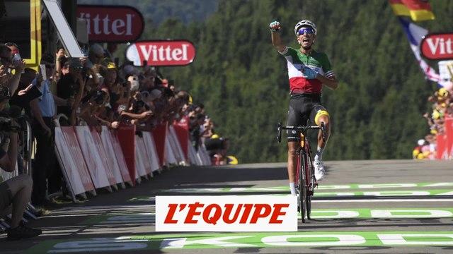 La Planche des Belles Filles, arrivée déjà culte - Cyclisme - Tour de France