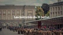 Les festivités du 21 juillet à Bruxelles