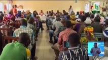 RTB - Fin de la tournée politique du président par interim du MPP dans le Sud-Ouest