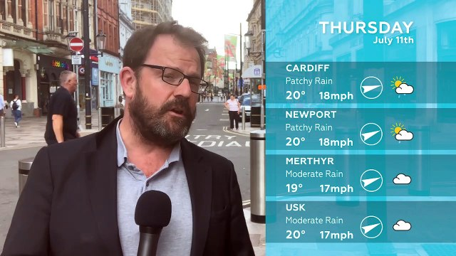 WEATHER: July 11th 2019