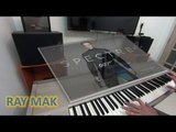 Sam Smith - Writing's On The Wall (Spectre) Piano by Ray Mak