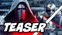 Star Wars The Force Awakens Final Teaser Trailer Breakdown