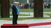 "Merkel: ""Mir geht es gut"""