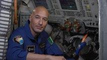 İtalyan Astronot Luca Parmitano ile uzay günlükleri