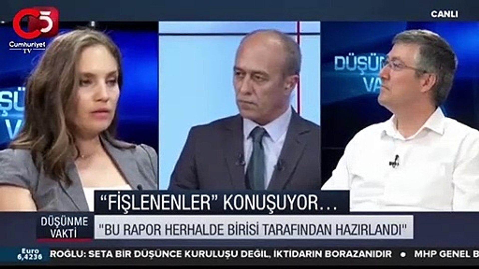 Nevşin Mengü, CNN Türk'ten kovduran kişiyi açıkladı