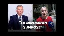 Delphine Batho demande la démission de François de Rugy