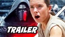 Star Wars The Force Awakens Official Trailer 2 Breakdown