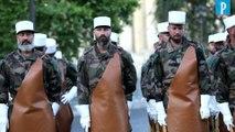 Défilé du 14 juillet : pourquoi la Légion étrangère défile en dernier ?