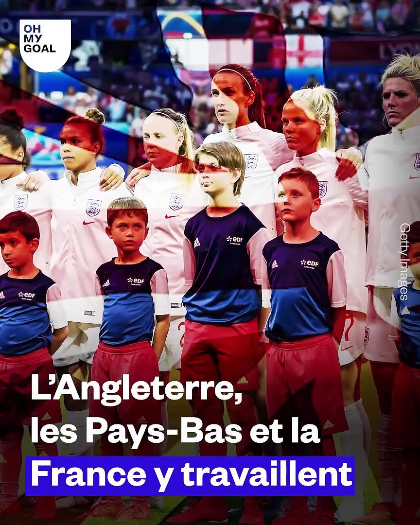 Mais pourquoi l'équipe féminine des USA réussit-elle à gagner contrairement aux hommes ?
