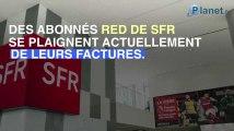 Des abonnés RED de SFR victimes d'une arnaque