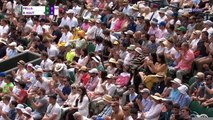 Wimbledon : Bautista-Agut fonce vers la montagne Djokovic