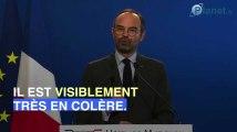 La grosse colère d'Edouard Philippe