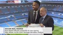 Militao: I hope to make history at Real Madrid