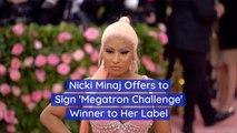 The Nicki Minaj Challenge
