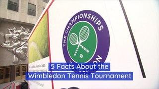 The History Of Wimbledon
