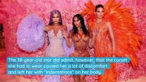 Kim Kardashian Slams Rumors She Removed Ribs to Fit Into Her 2019 Met Gala Dress