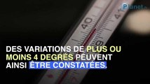 Canicule : comment expliquer les différences de températures sur les smartphones?