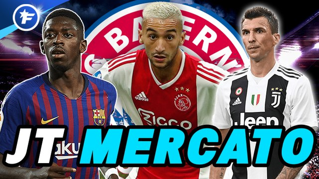Journal du Mercato : le Bayern Munich passe la seconde