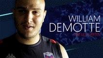 William Demotte tire les cartes