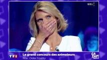 Le fou rire de Sylvie Tellier