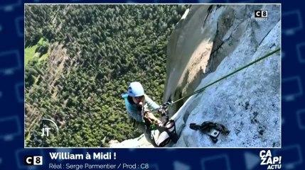 Une fillette de 10 ans escalade une paroi mythique du parc Yosemite