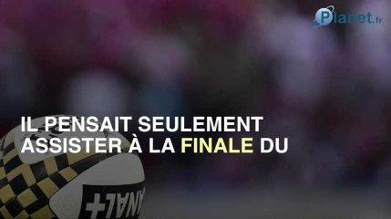 Finale du top 14, la dure soirée d'Emmanuel Macron