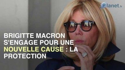 Brigitte Macron : ce nouvel engagement qui lui tient à coeur