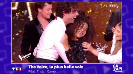 Revivez la victoire de Whitney dans The Voice !