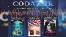 Interview Ginie LINE pour Codazur Festival La Ciotat