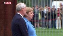 Angela Merkel tremble une nouvelle fois