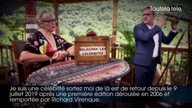 Je suis une célébrité sortez-moi de là, Carré Viiip, Nice People.... 7 real tv éphémères de TF1